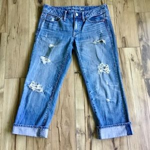 American Eagle Outfitters Boyfriend Distressed